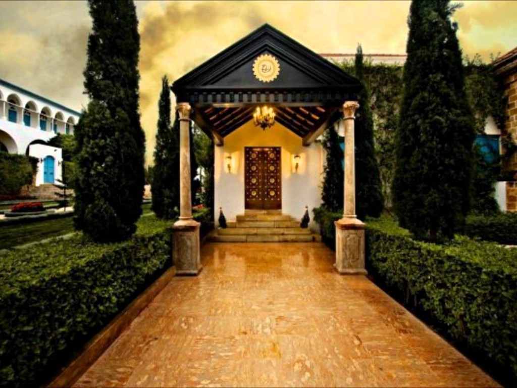 shrine of Baha'u'llah 2